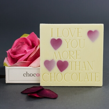 Chocolate Says It All