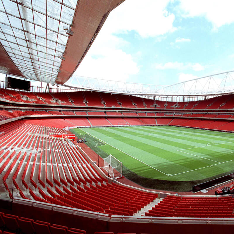 Adult Legends Tour of Emirates Stadium for Two