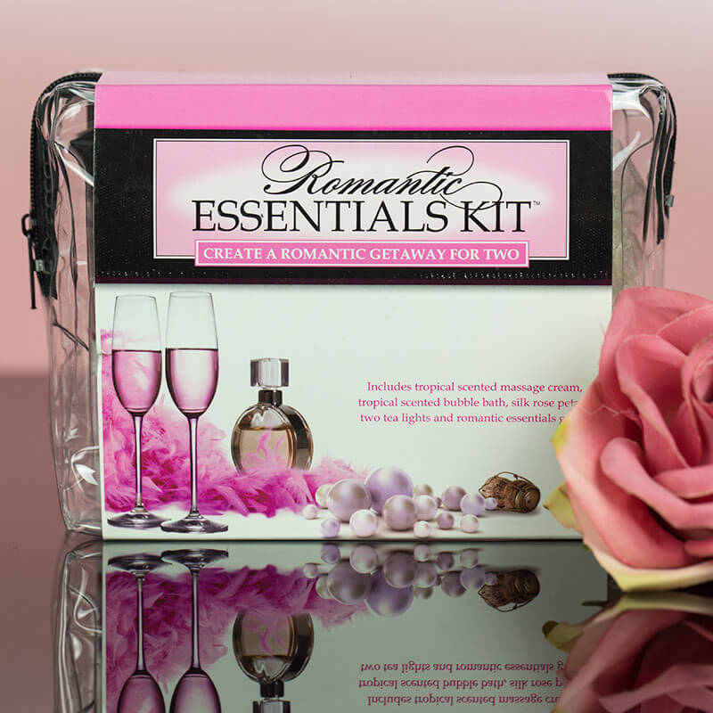 Wedding Gift Ideas For Young Couples: Romantic Essentials Kit