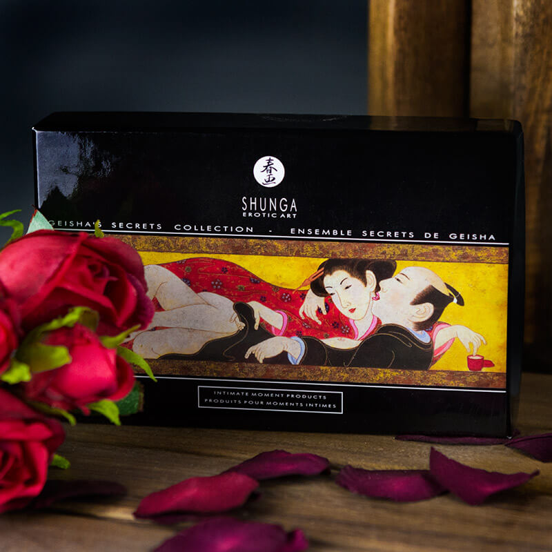 Geisha's Secrets Collection Kit