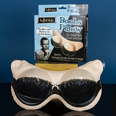 Inflatable Boobs Pillow