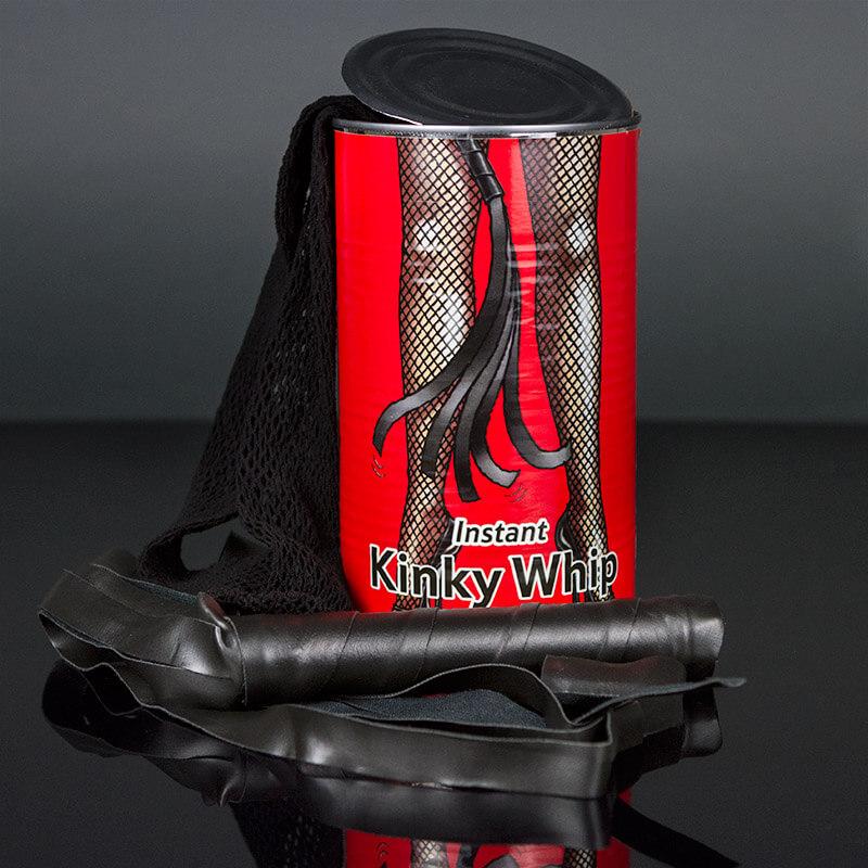 Instant Kinky Whip Kit