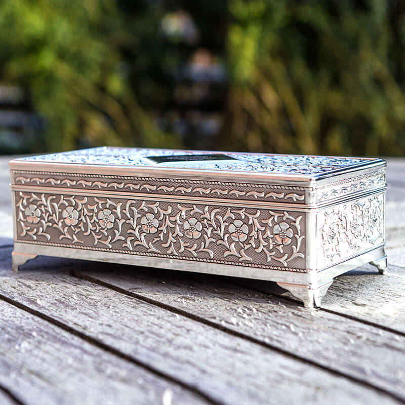 wedding ideas for may personalised antique silver plated jewellery box buy 27816