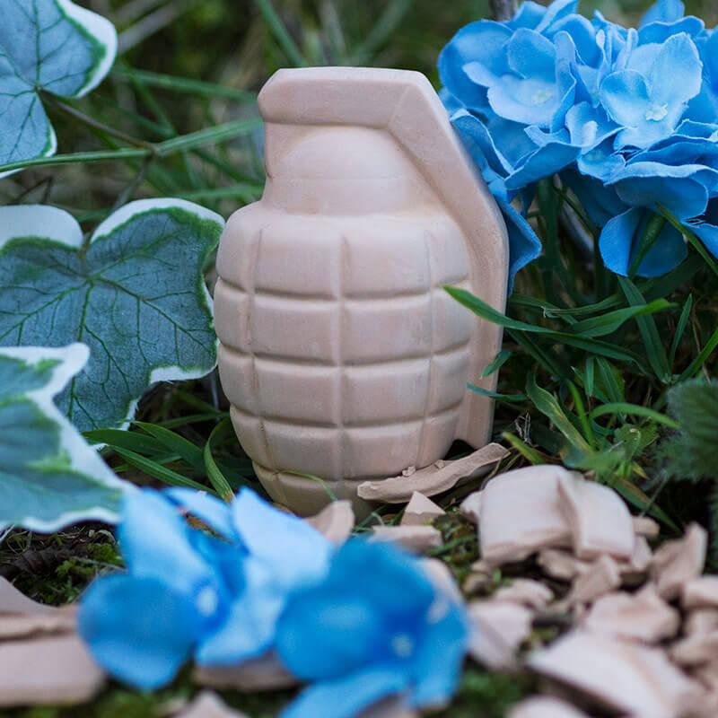Flower Grenades