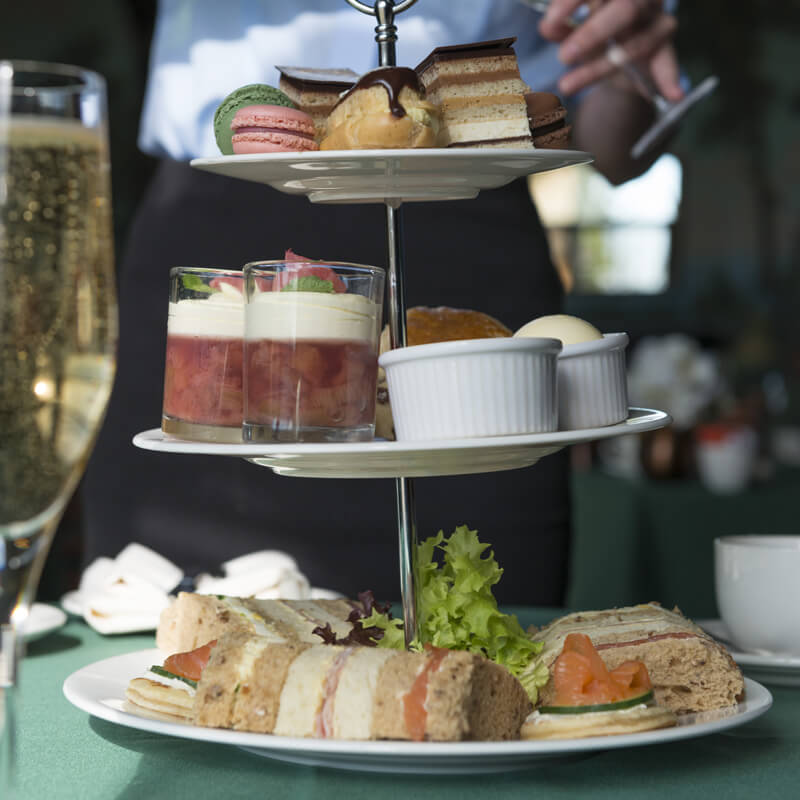 Premium Champagne Afternoon Tea for Two