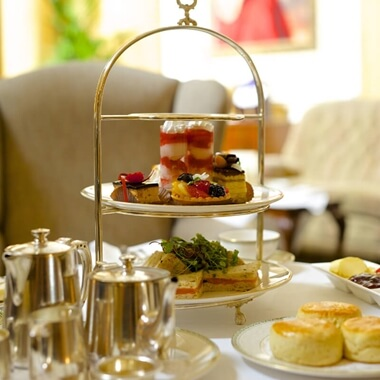 Luxury Afternoon Tea for Two Gift Voucher