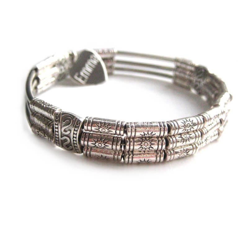 Personalised Aztec Cuff Bracelet