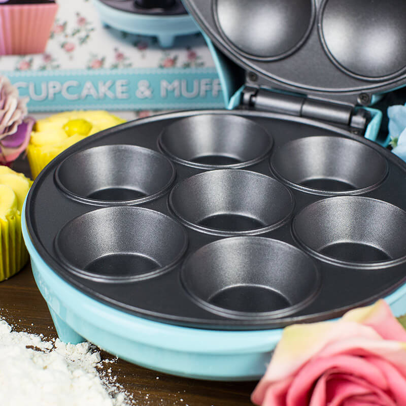 Vintage Tea Party Cupcake And Muffin Maker
