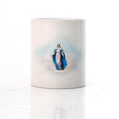 The Virgin Mary Miracle Mug