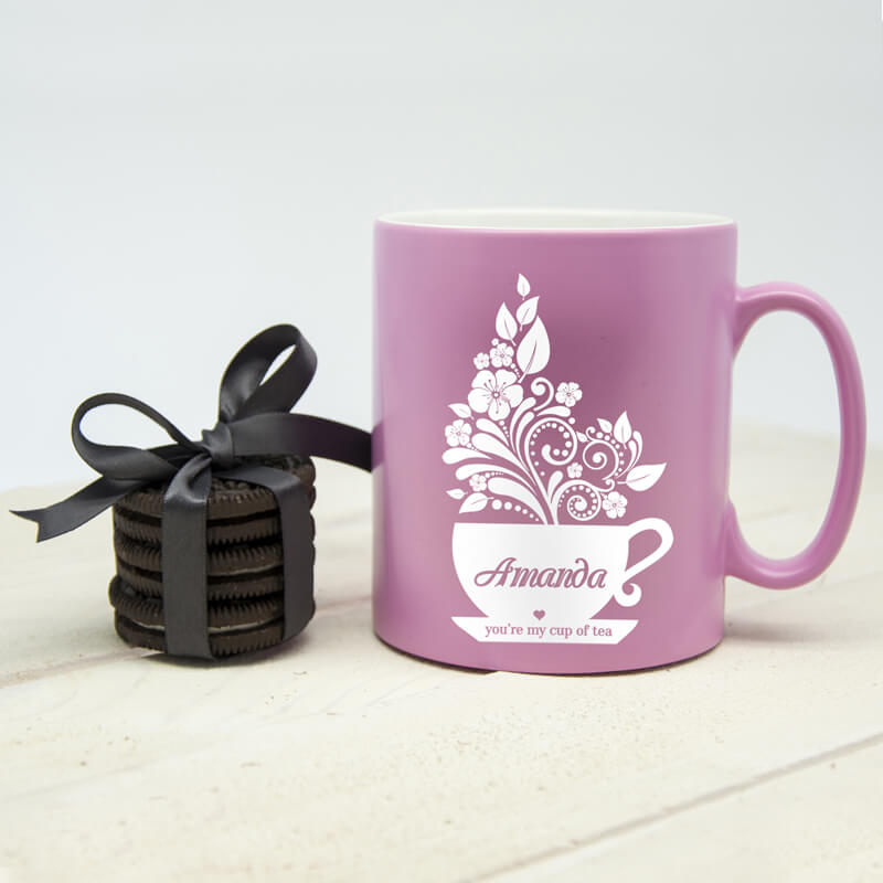 Personalised You're My Cup Of Tea Mug