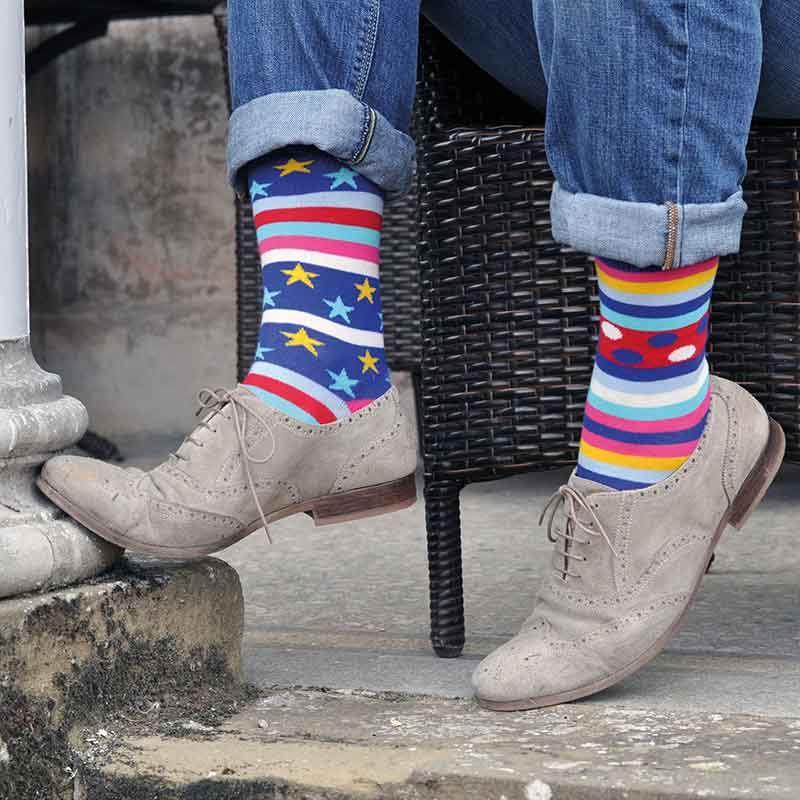 Fine And Dandy Mens Socks