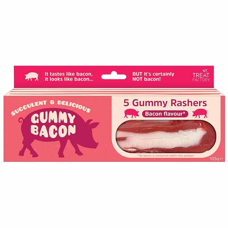 Gummy Bacon