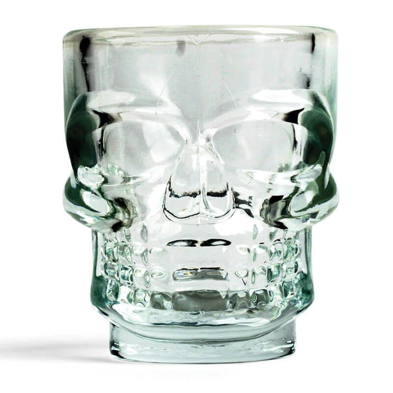 Skull Shot Glasses x 4