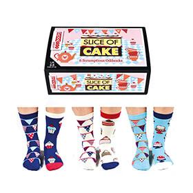 Slice Of Cake Ladies Socks