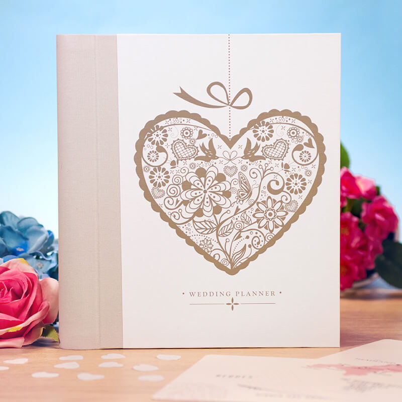 Wedding Planner Book Buy from Prezzyboxcom
