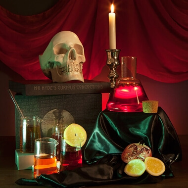 Mr Hyde's Curious Concoctions Cocktail Kit