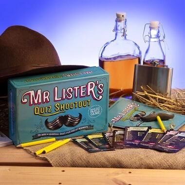 Mr Lister's Quiz Shootout