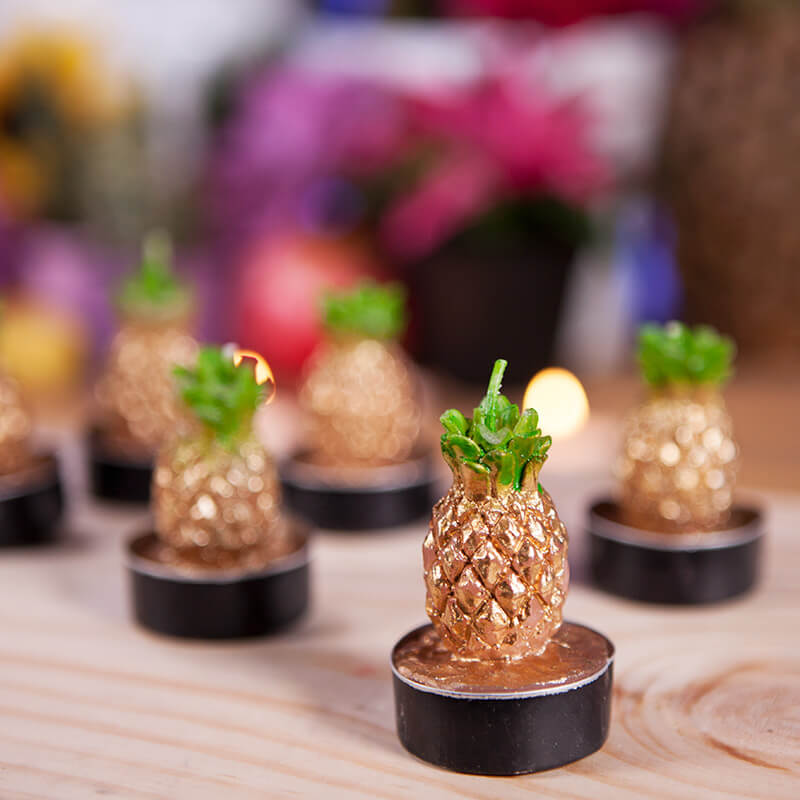Pineapple Tea Lights