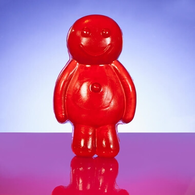 Giant Jelly Baby Sweet