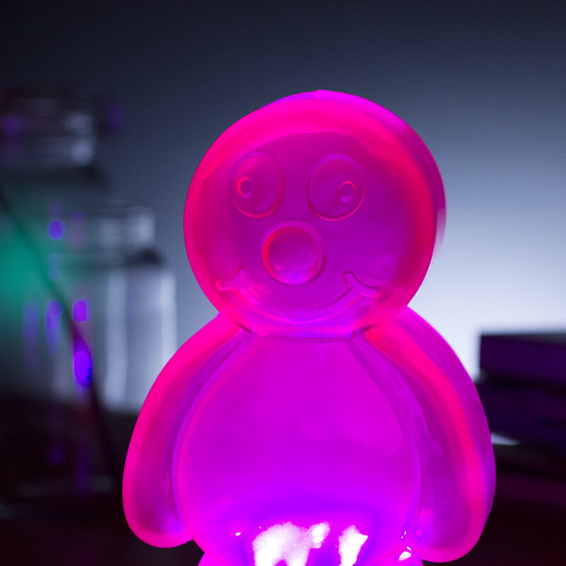 Jelly Baby Lamp - Pink