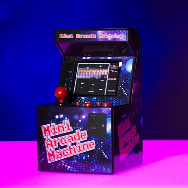 Desktop Arcade Machine