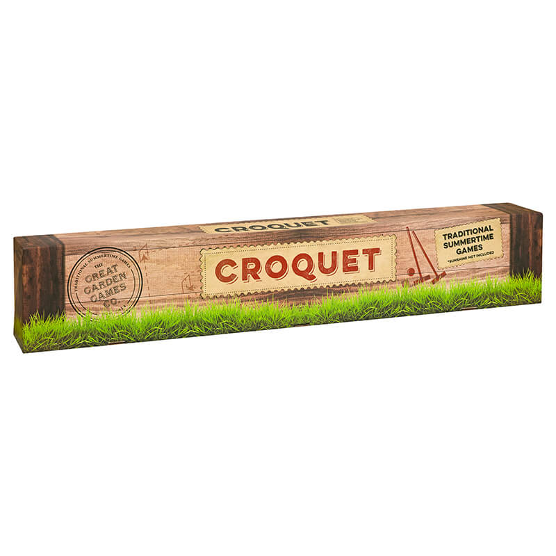 Summertime Games - Croquet