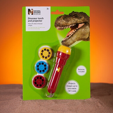 Dinosaur Torch & Projector