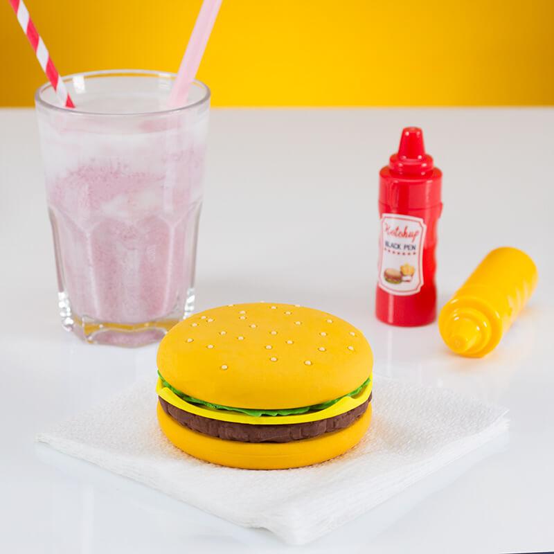 Burger Giant Eraser