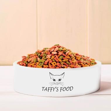 Personalised Cat Food Bowl