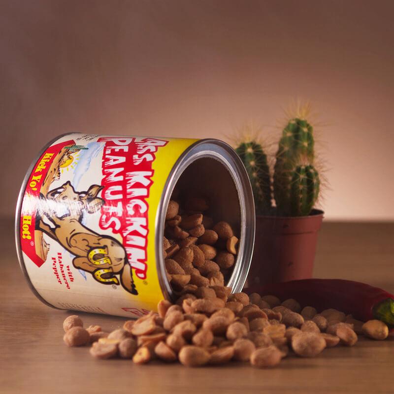 Kick Ass Peanuts 81