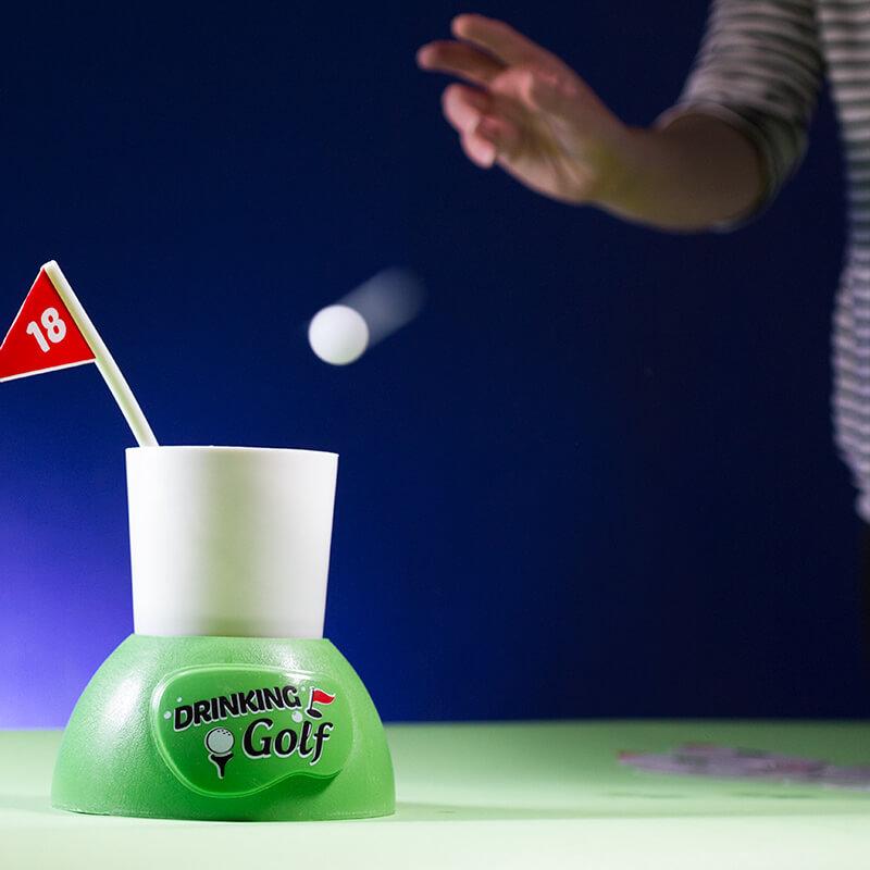 Drinking Golf