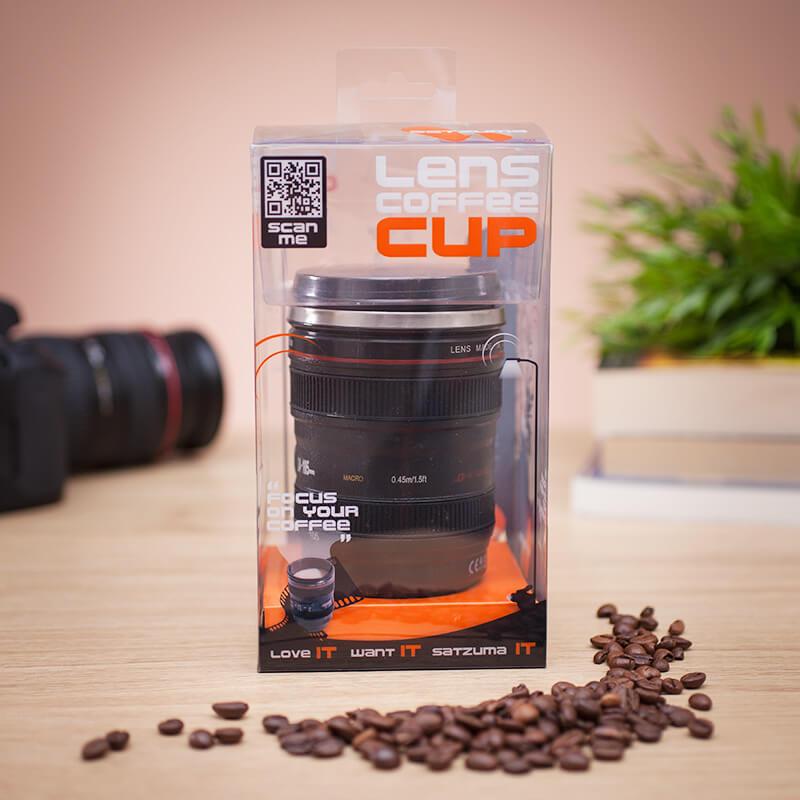 Camera Lens Cup