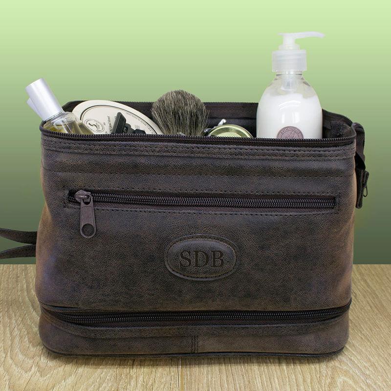 Personalised Expandable Wash Bag