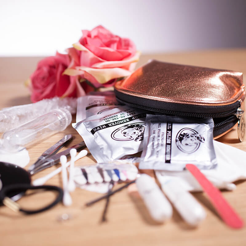 Damsel In D-Stress - Emergency Essentials - Rose Gold