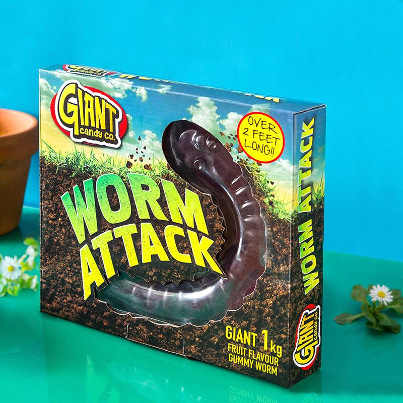 Giant Gummy Worm