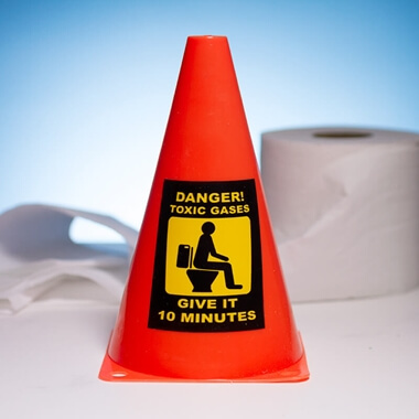 Caution Cone & Christmas Gifts for Teenage Boys 2018 - Buy from Prezzybox.com