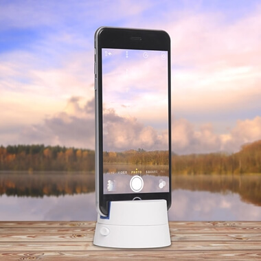 Panoramic Smartphone Pod