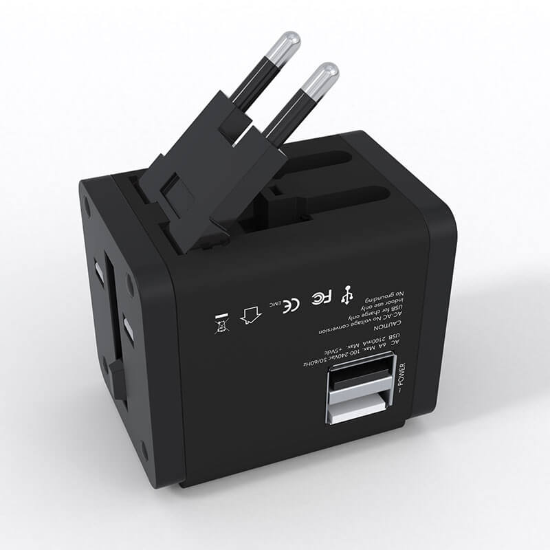 Multi Plug Travel Adapter