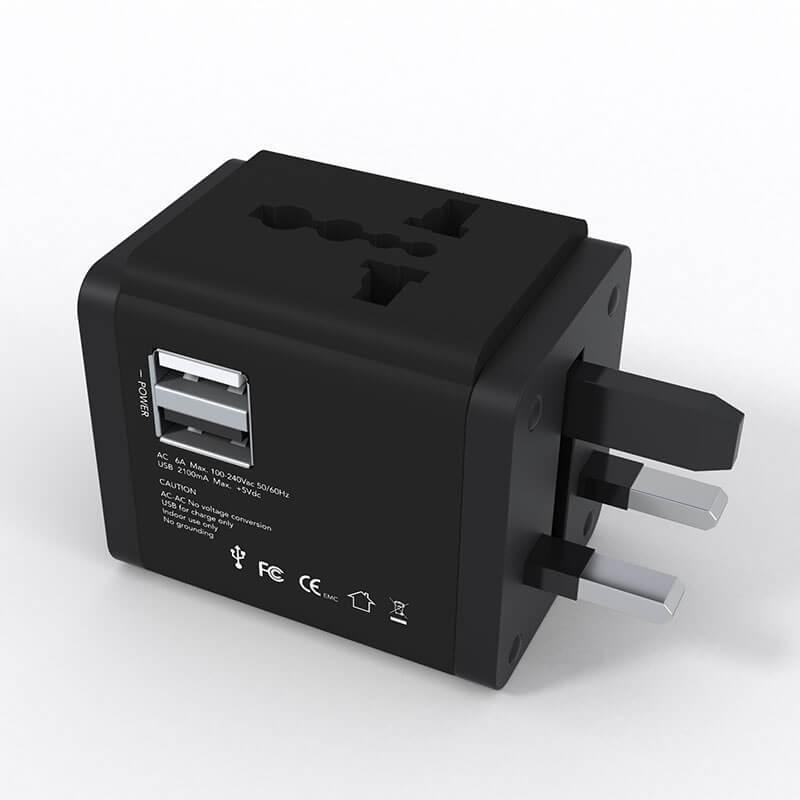 Multi Plug Travel Adapter