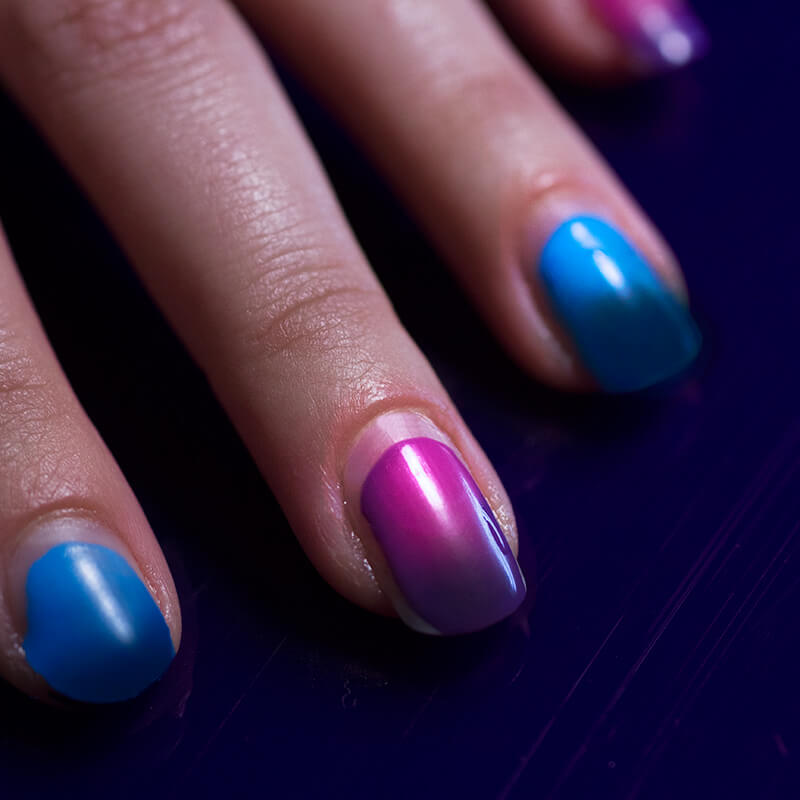 Do it yourself nail art minis rainbow brights gallery iuniana view images mood maker colour changing nail solutioingenieria Images