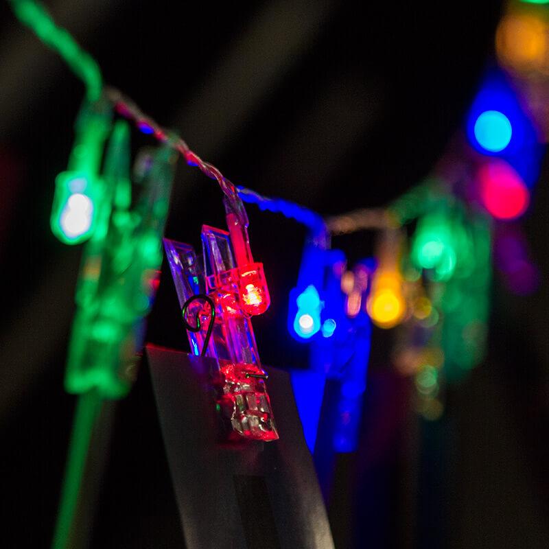 Peg Lights