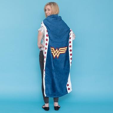 Wonder Woman Cape Towel