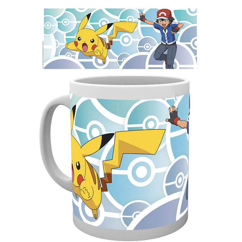 Pokemon 'I Choose You' Mug
