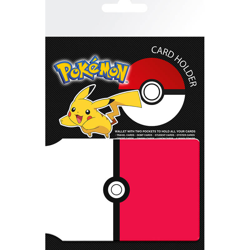 Pokeball Cardholder