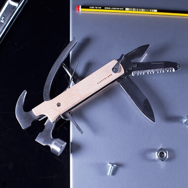 Wooden Hammer Multi Tool