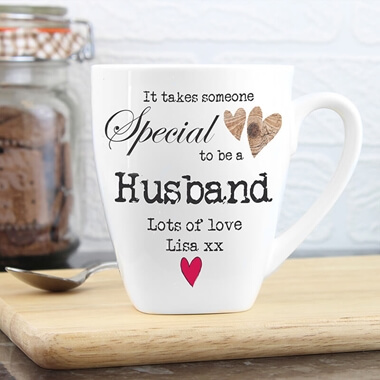 Personalised Someone Special Latte Mug