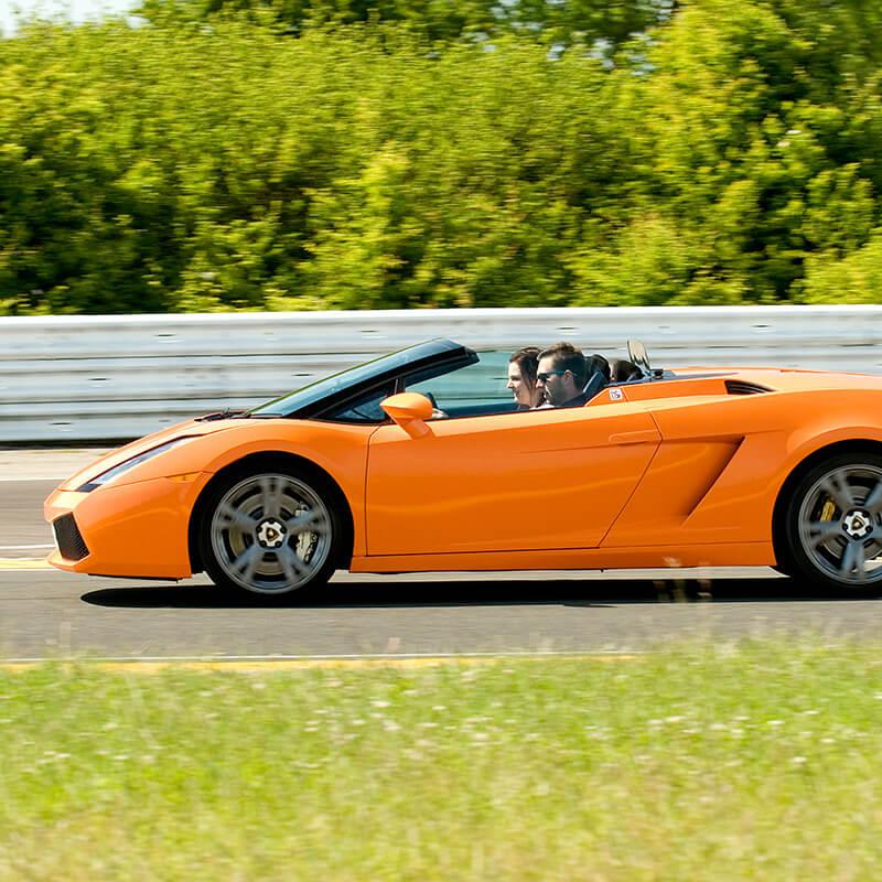 Lamborghini Driving Experience: Ferrari And Lamborghini Driving Blast