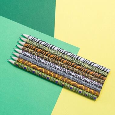 Safari Sketch Pencils