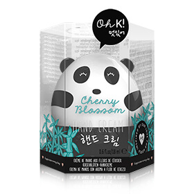 Oh K! Panda Shaped Hand Cream