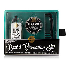 hello handsome beard grooming kit buy from. Black Bedroom Furniture Sets. Home Design Ideas